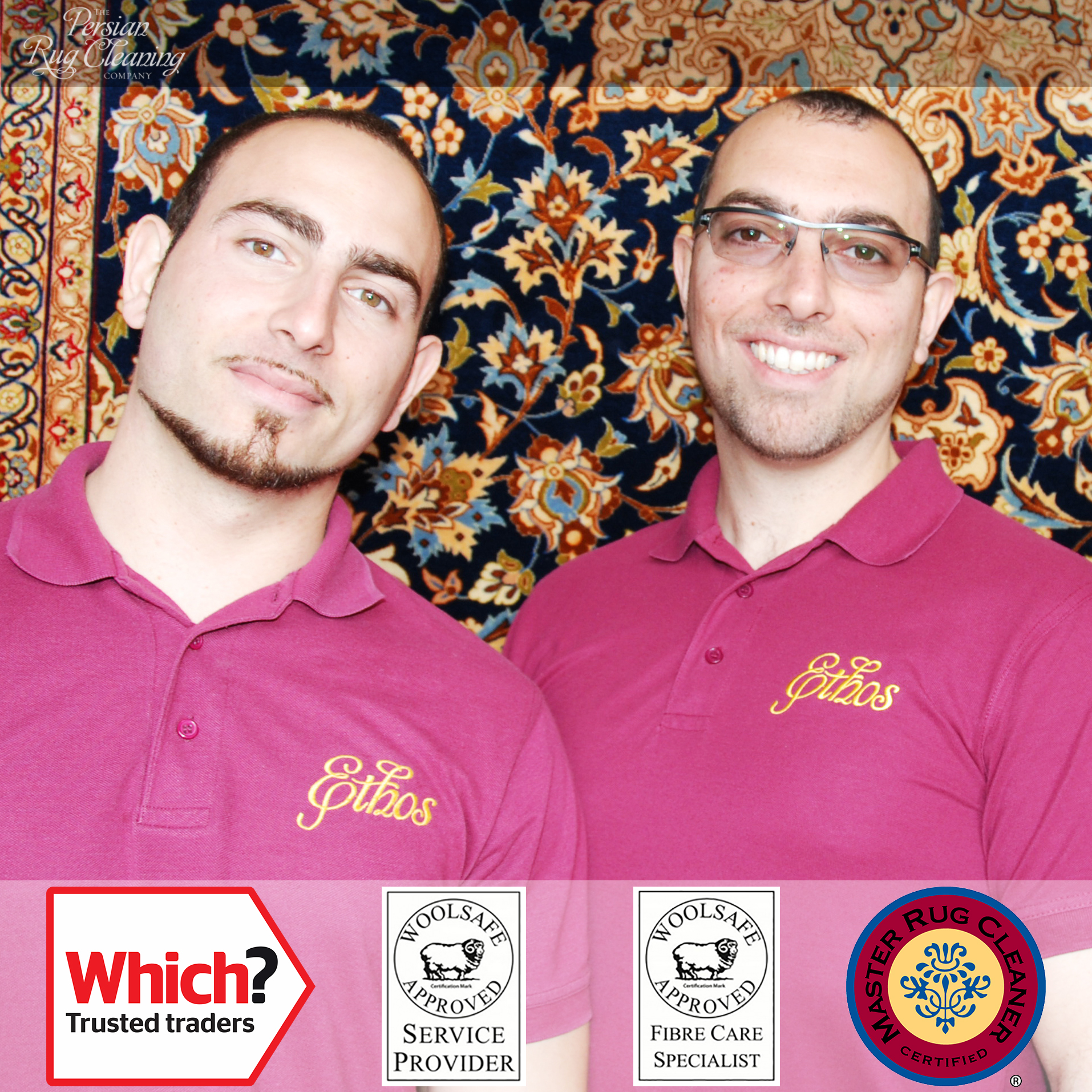 Ethos Carpet Care Ltd t/a The Persian Rug Cleaning Company