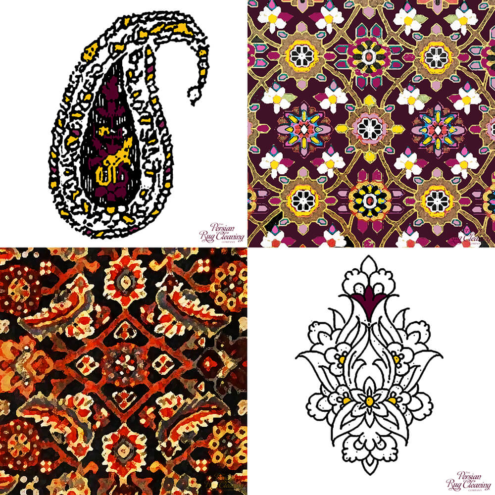 Introduction To Common Rug Motifs Rug Knowledge