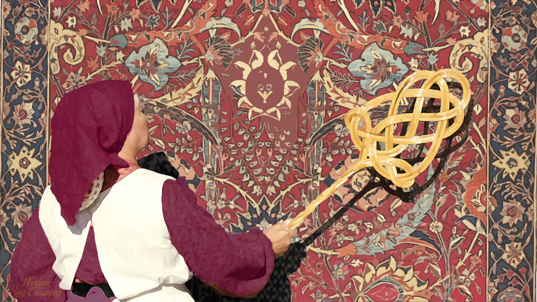 How to maintain Persian rugs