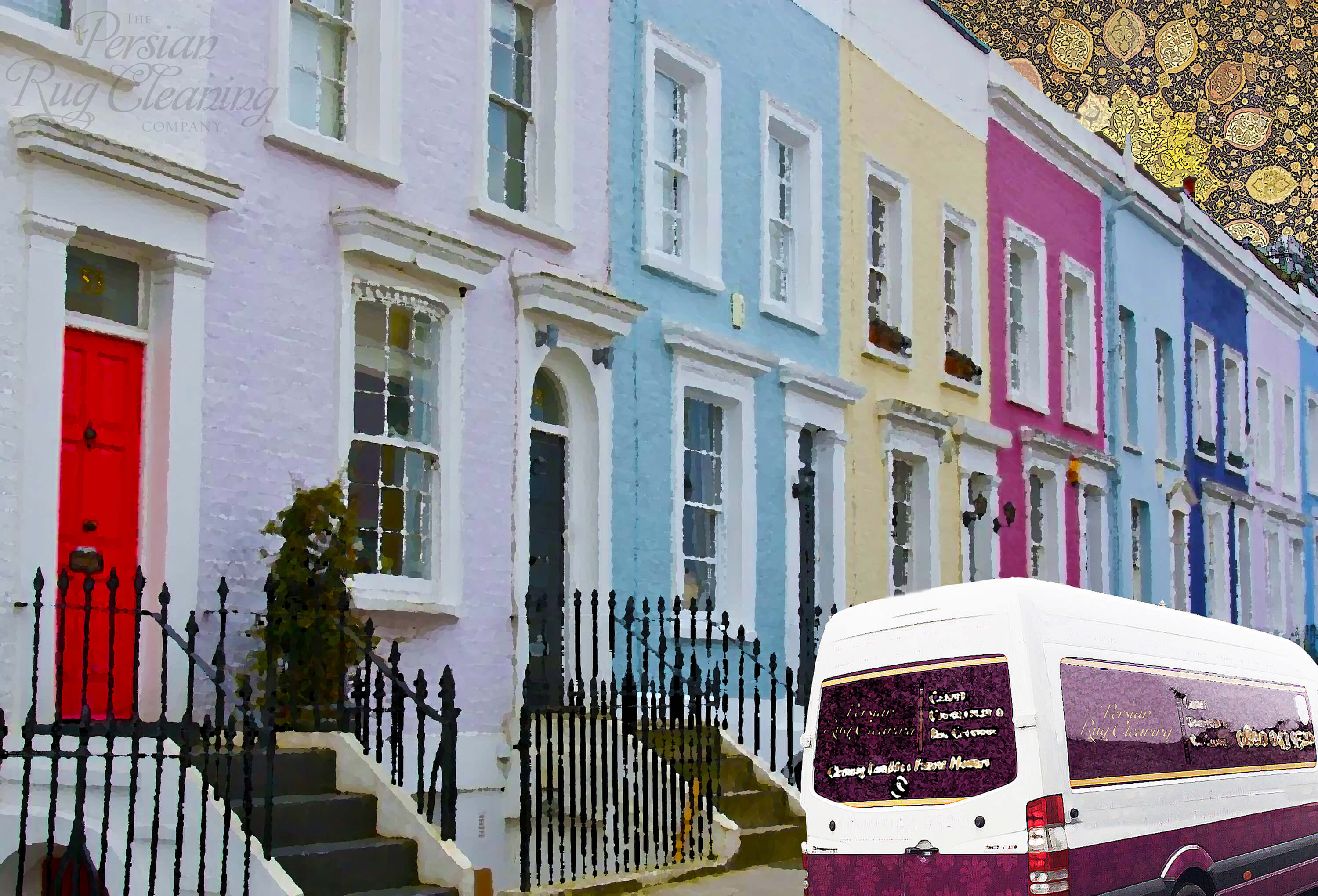 Rug Cleaning in Notting Hill W11